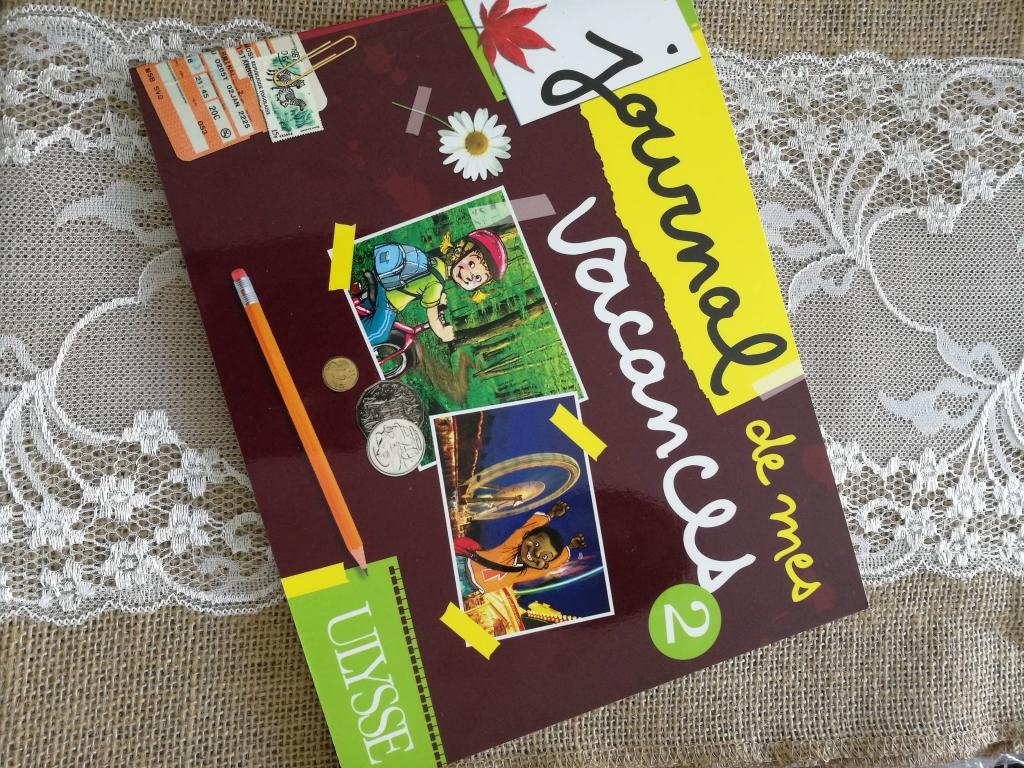 Le Journal de mes vacances, Ulysse @pink.turtle.blog