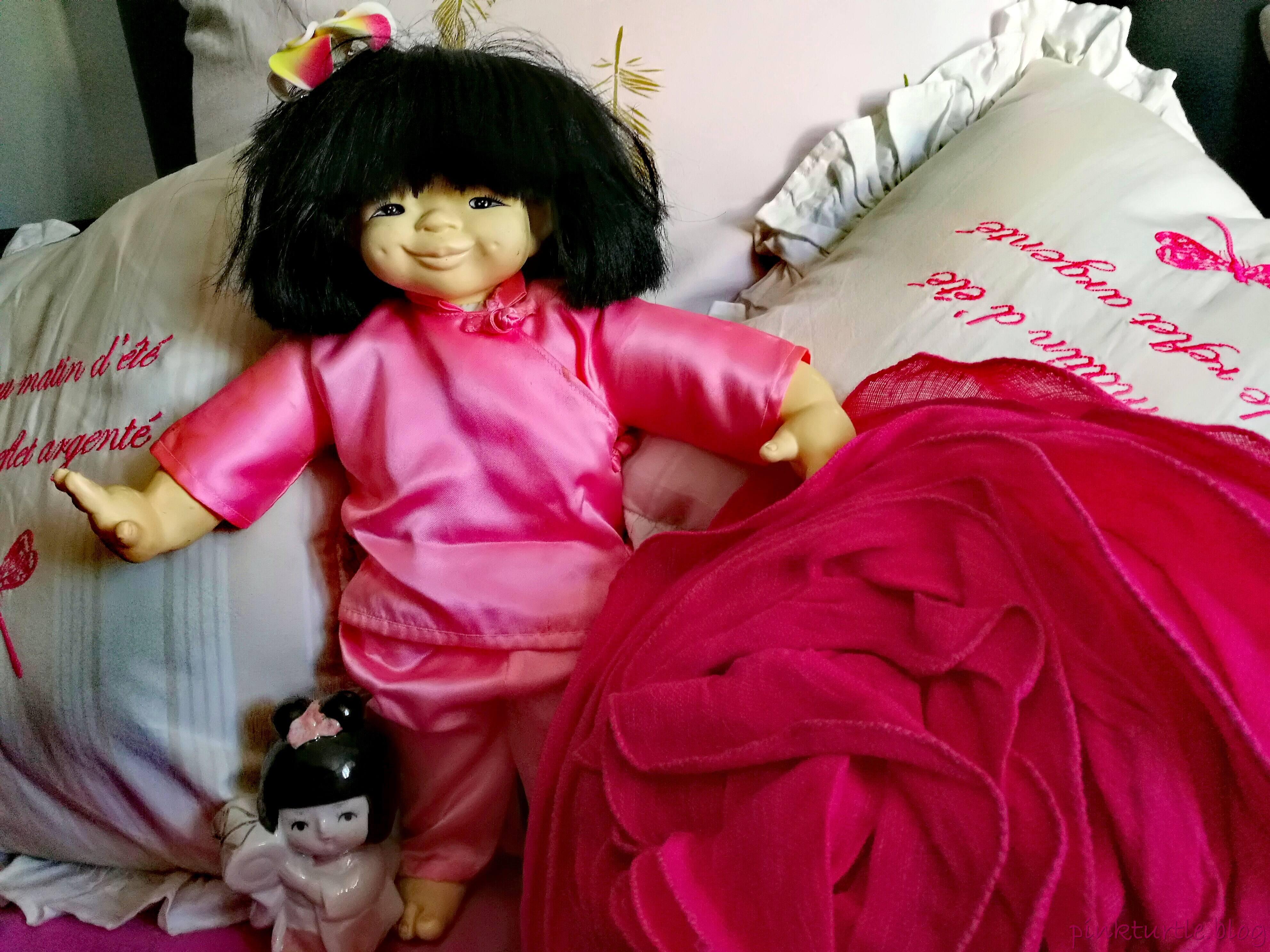 Objets de notre enfance @pink.turtle.blog