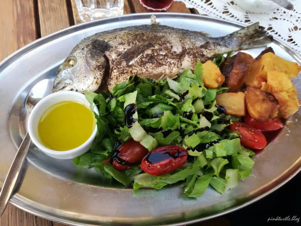 Klepsidra restaurant, Athènes @pink.turtle.blog