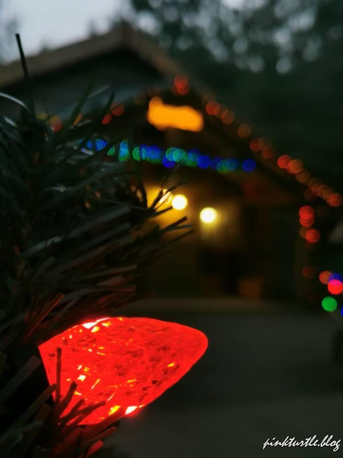 La Maison du Père Noël @pink.turtle.blog