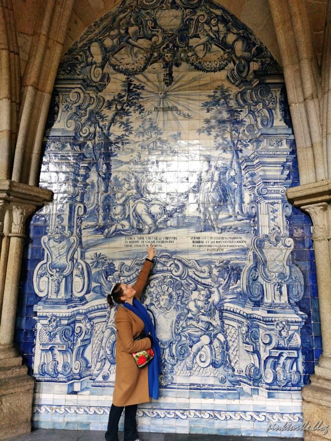 Cathédrale Sé de Porto @pink.turtle.blog