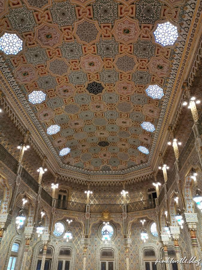Palacio da Bolsa, Porto @pink.turtle.blog