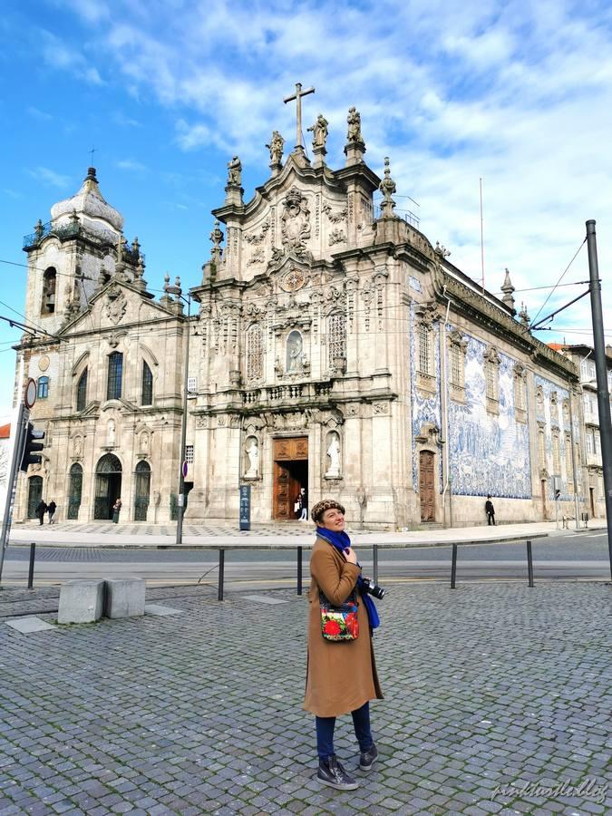 Igreja do Carmo, Porto @pink.turtle.blog