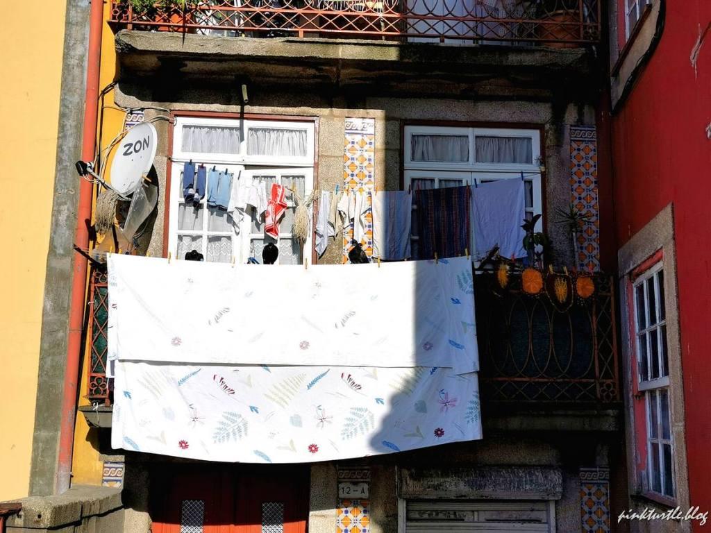 Maison face au Douro @pink.turtle.blog