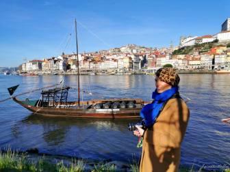 Balade le long du Douro, Porto @pink.turtle.blog