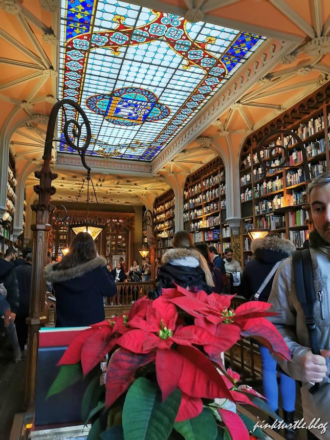 Librairie Lello @pink.turtle.blog
