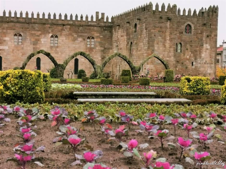 Jardin Sainte-Barbe, Braga @pink.turtle.blog