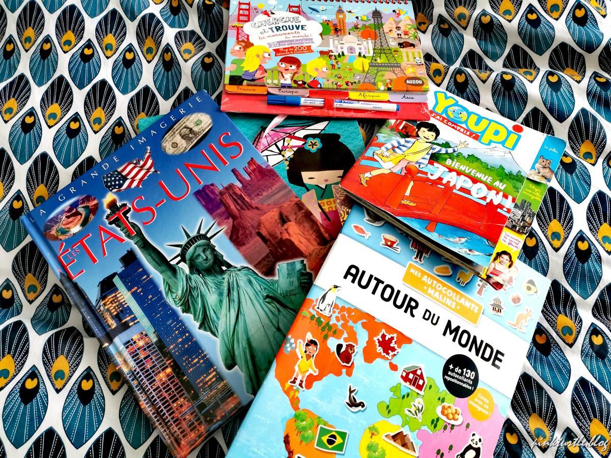 Nos livres, jeux et magazines préférés @pink.turtle.blog
