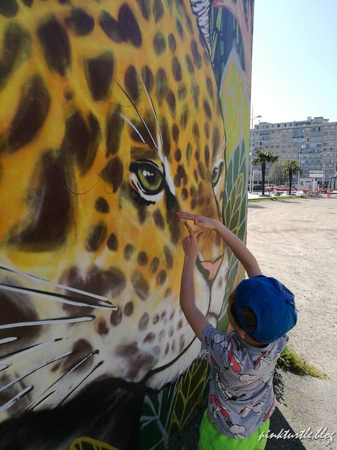 Street-art, Petit Maroc, Saint-Nazaire @pink.turtle.blog