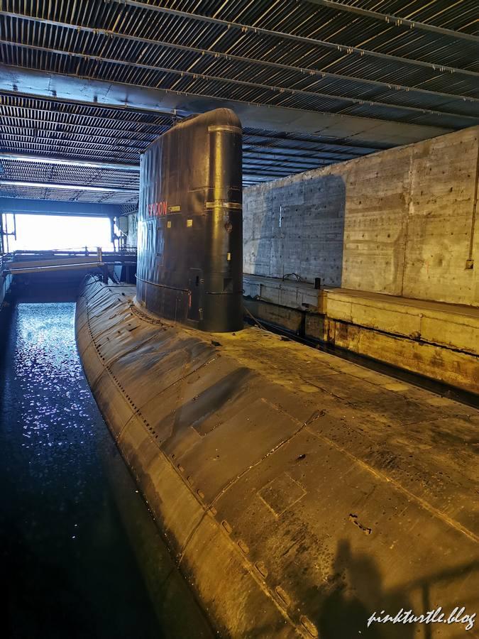 Le sous-marin Espadon, Saint-Nazaire @pink.turtle.blog