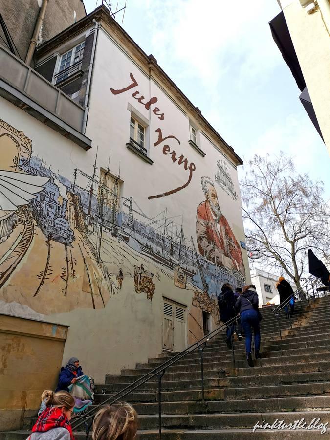 Rue de l'Echelle, Nantes @pink.turtle.blog