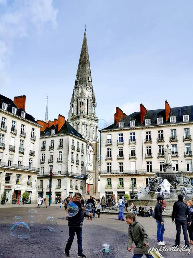 Place Royale, Nantes @pink.turtle.blog