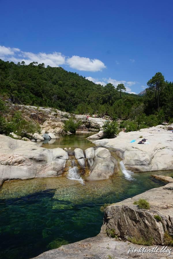 Les piscines naturelles de Cavu @pinkturtle.blog